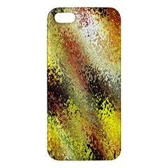 Multi Colored Seamless Abstract Background Iphone 5s/ Se Premium Hardshell Case by Simbadda
