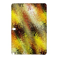 Multi Colored Seamless Abstract Background Samsung Galaxy Tab Pro 10 1 Hardshell Case by Simbadda