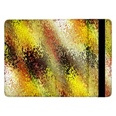 Multi Colored Seamless Abstract Background Samsung Galaxy Tab Pro 12 2  Flip Case by Simbadda