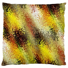 Multi Colored Seamless Abstract Background Standard Flano Cushion Case (two Sides) by Simbadda