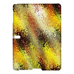 Multi Colored Seamless Abstract Background Samsung Galaxy Tab S (10 5 ) Hardshell Case  by Simbadda
