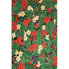 Berries And Leaves 5 5  X 8 5  Notebooks by Simbadda