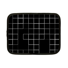 Abstract Clutter Netbook Case (small)  by Simbadda