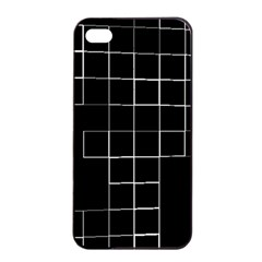 Abstract Clutter Apple Iphone 4/4s Seamless Case (black) by Simbadda