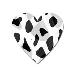Abstract Venture Heart Magnet by Simbadda