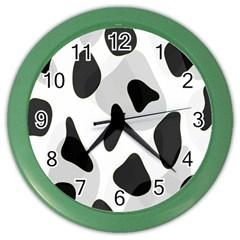 Abstract Venture Color Wall Clocks by Simbadda