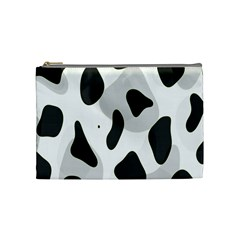 Abstract Venture Cosmetic Bag (medium)  by Simbadda