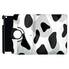 Abstract Venture Apple Ipad 2 Flip 360 Case by Simbadda