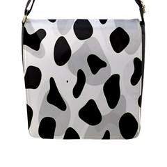 Abstract Venture Flap Messenger Bag (l)  by Simbadda