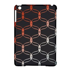 Cadenas Chinas Abstract Design Pattern Apple Ipad Mini Hardshell Case (compatible With Smart Cover) by Simbadda