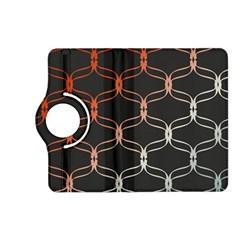Cadenas Chinas Abstract Design Pattern Kindle Fire Hd (2013) Flip 360 Case by Simbadda