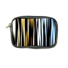 Digitally Created Striped Abstract Background Texture Coin Purse by Simbadda