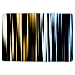 Digitally Created Striped Abstract Background Texture Ipad Air 2 Flip by Simbadda