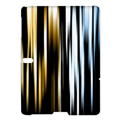 Digitally Created Striped Abstract Background Texture Samsung Galaxy Tab S (10 5 ) Hardshell Case  by Simbadda