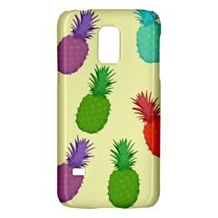 Colorful Pineapples Wallpaper Background Galaxy S5 Mini by Simbadda