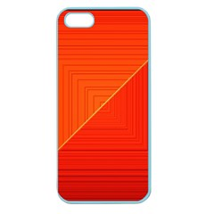 Abstract Clutter Baffled Field Apple Seamless Iphone 5 Case (color) by Simbadda