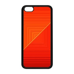Abstract Clutter Baffled Field Apple Iphone 5c Seamless Case (black) by Simbadda