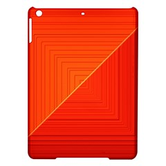 Abstract Clutter Baffled Field Ipad Air Hardshell Cases by Simbadda
