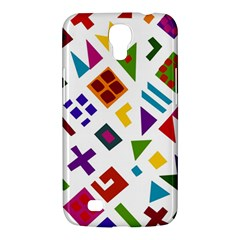 A Colorful Modern Illustration For Lovers Samsung Galaxy Mega 6 3  I9200 Hardshell Case by Simbadda
