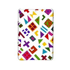 A Colorful Modern Illustration For Lovers Ipad Mini 2 Hardshell Cases by Simbadda