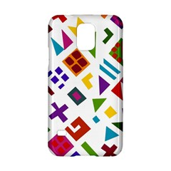 A Colorful Modern Illustration For Lovers Samsung Galaxy S5 Hardshell Case  by Simbadda
