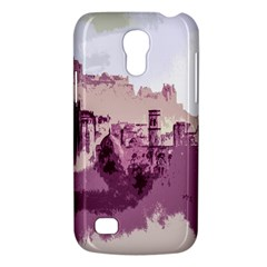 Abstract Painting Edinburgh Capital Of Scotland Galaxy S4 Mini by Simbadda