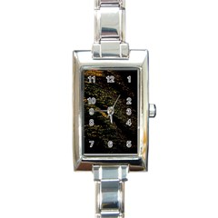 Abstract Background Rectangle Italian Charm Watch by Simbadda