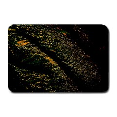Abstract Background Plate Mats by Simbadda