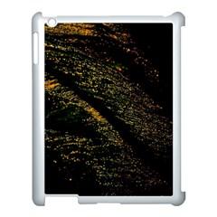 Abstract Background Apple Ipad 3/4 Case (white) by Simbadda
