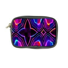 Rainbow Abstract Background Pattern Coin Purse by Simbadda