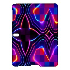 Rainbow Abstract Background Pattern Samsung Galaxy Tab S (10 5 ) Hardshell Case  by Simbadda