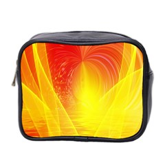 Realm Of Dreams Light Effect Abstract Background Mini Toiletries Bag 2 Side by Simbadda