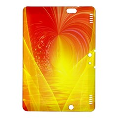 Realm Of Dreams Light Effect Abstract Background Kindle Fire Hdx 8 9  Hardshell Case by Simbadda