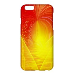 Realm Of Dreams Light Effect Abstract Background Apple Iphone 6 Plus/6s Plus Hardshell Case by Simbadda