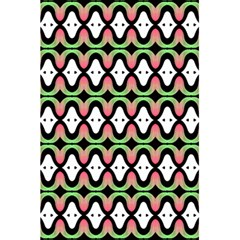 Abstract Pinocchio Journey Nose Booger Pattern 5 5  X 8 5  Notebooks by Simbadda