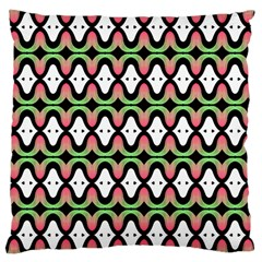 Abstract Pinocchio Journey Nose Booger Pattern Large Cushion Case (two Sides)