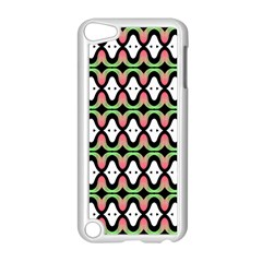 Abstract Pinocchio Journey Nose Booger Pattern Apple Ipod Touch 5 Case (white) by Simbadda