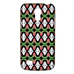 Abstract Pinocchio Journey Nose Booger Pattern Galaxy S4 Mini by Simbadda