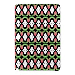 Abstract Pinocchio Journey Nose Booger Pattern Samsung Galaxy Tab Pro 10 1 Hardshell Case by Simbadda