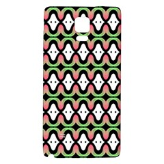 Abstract Pinocchio Journey Nose Booger Pattern Galaxy Note 4 Back Case by Simbadda