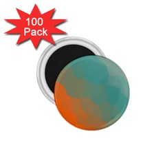 Abstract Elegant Background Pattern 1 75  Magnets (100 Pack)  by Simbadda
