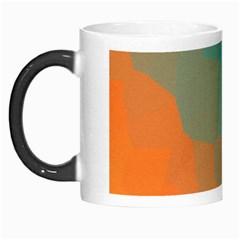 Abstract Elegant Background Pattern Morph Mugs by Simbadda
