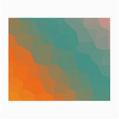 Abstract Elegant Background Pattern Small Glasses Cloth (2 Side) by Simbadda