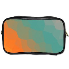 Abstract Elegant Background Pattern Toiletries Bags by Simbadda