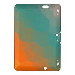 Abstract Elegant Background Pattern Kindle Fire Hdx 8 9  Hardshell Case by Simbadda
