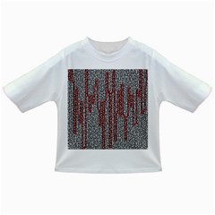 Abstract Geometry Machinery Wire Infant/toddler T Shirts
