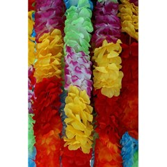 Colorful Hawaiian Lei Flowers 5 5  X 8 5  Notebooks by Simbadda