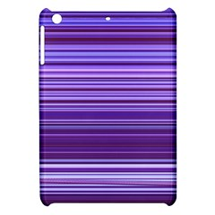Stripe Colorful Background Apple iPad Mini Hardshell Case