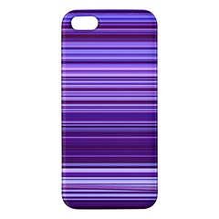 Stripe Colorful Background Iphone 5s/ Se Premium Hardshell Case by Simbadda