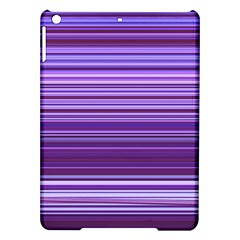 Stripe Colorful Background Ipad Air Hardshell Cases by Simbadda